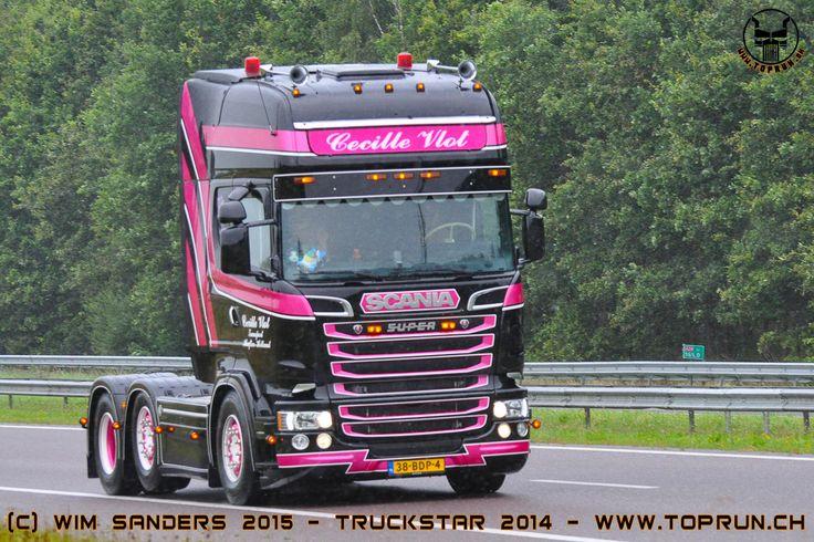 Truckstar festival 2014 - Assen Holland