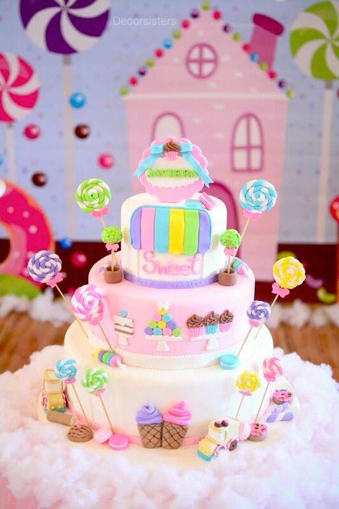 17 Best Images About Candy Sweet Shoppe Party Ideas Kara 39 S Party Ideas On Pinterest 8th