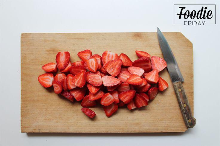 FoodieFriday: granita alle fragole