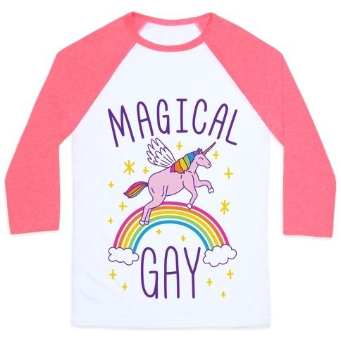 "You're no typical gay, you're a ""Magical Gay"" and you must share your gayness with the world! Perfect if you're a gay unicorn, gay pride, unicorn gifts, coming out, and being queer!"