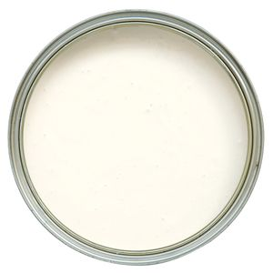 Water Based Paint, Cotton White