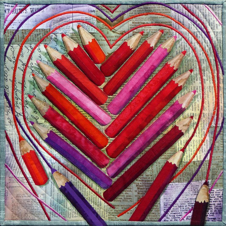 17 Best Images About Mini Art Quilts By Nancy Messier On