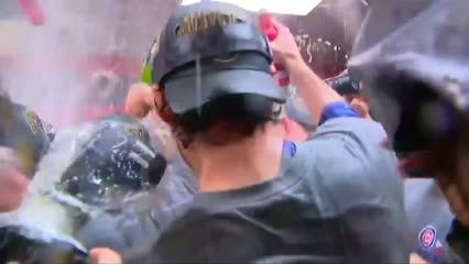 Theo Epstein Parties Hard, Vows To Leave Jed Hoyer In Charge As He Goes On 'Month-Long Bender' « CBS Chicago