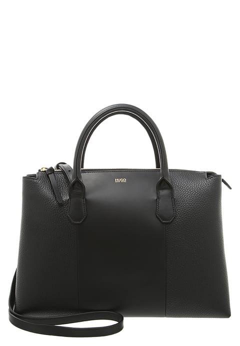 Köp  HUGO GISAH - Handväska - black för 3995,00 kr (2017-04-14) fraktfritt på Zalando.se