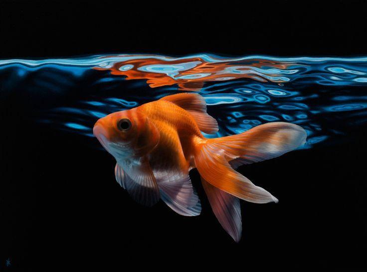 Best Hyperrealistic Art Images On Pinterest Drawings - Incredible hyper realistic paintings by patrick kramer