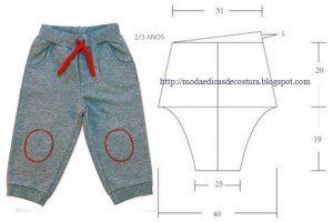 As solicitações para fazer o molde de calças de menino com medidas têm sido muitas. Por essa razão esta publicação visa colmatar essa falha e responder...