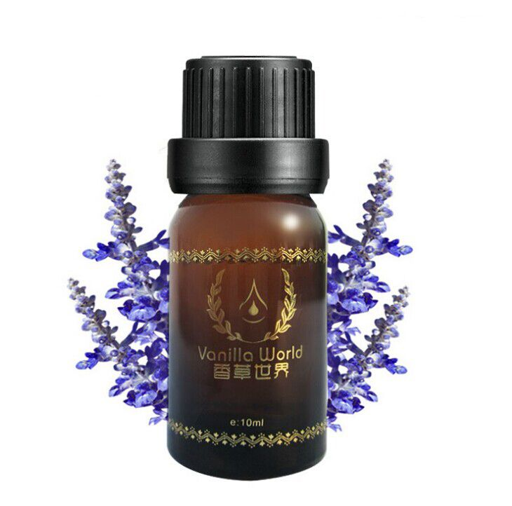 100% Pure Lavender Essential Oil 10ml for Remove Acne and Fade Acne Marks, Help Sleep, Face Care Oil Lavender Oil D25