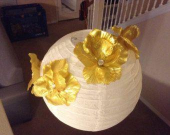 paper lantern centerpieces - Google Search