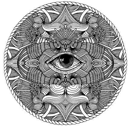 320 Besten Mandalas Y Atrapasueos 03 Colorear Bilder