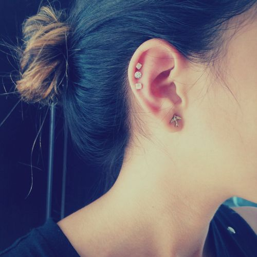 Beautiful Ear #Piercings