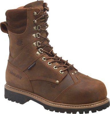 Carolina Boots CA7921: Men's Composite Toe Metguard Insulated Boots CA7921