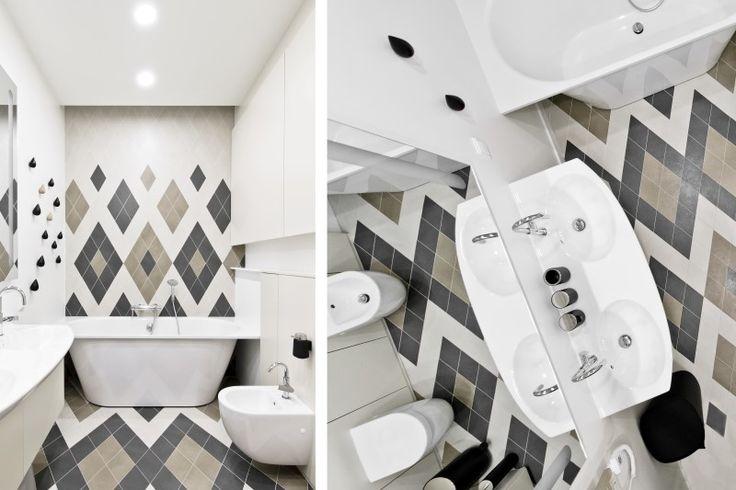 #bathroom #gigacer tiles