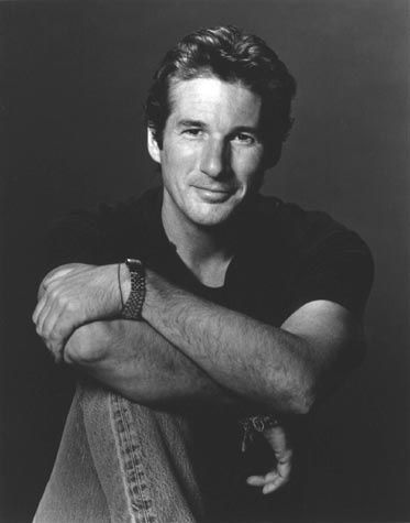 Richard Gere - Oh man, he's one that wears age well.  I'm secretly in love with Gere.  :-)