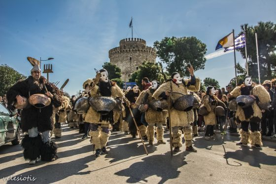 Visit Greece | Bell Roads Festival in Thessaloniki  #visitgreece