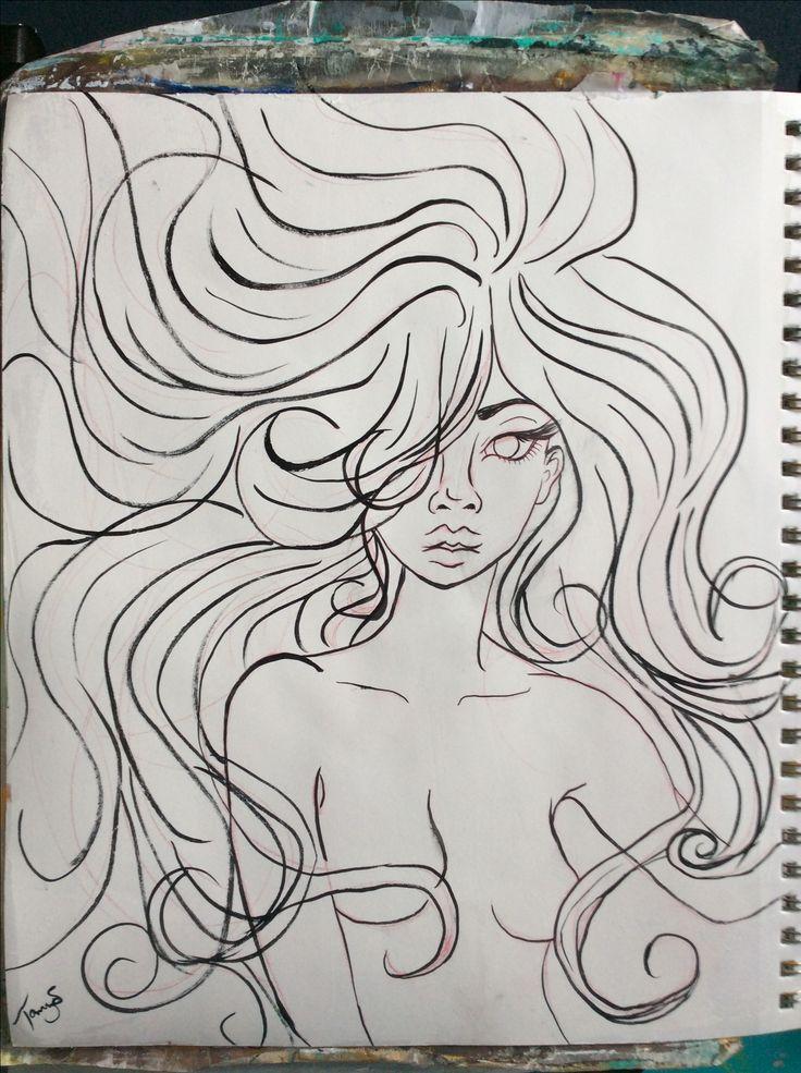 Drawing by mzqtz Tanya S