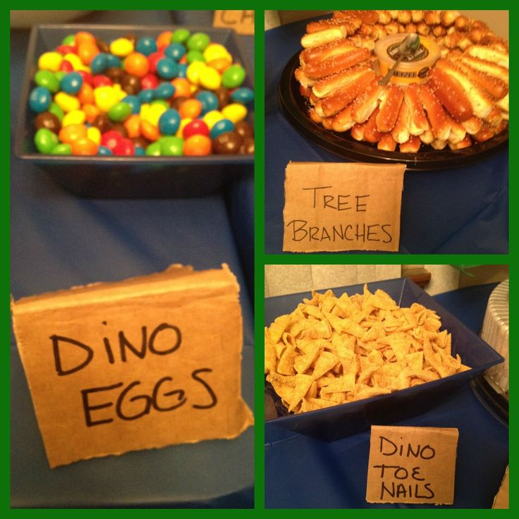 Dinosaur Themed Food Not Sweet - Bing Images