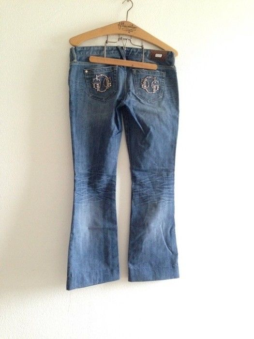 Taille jean guess femme