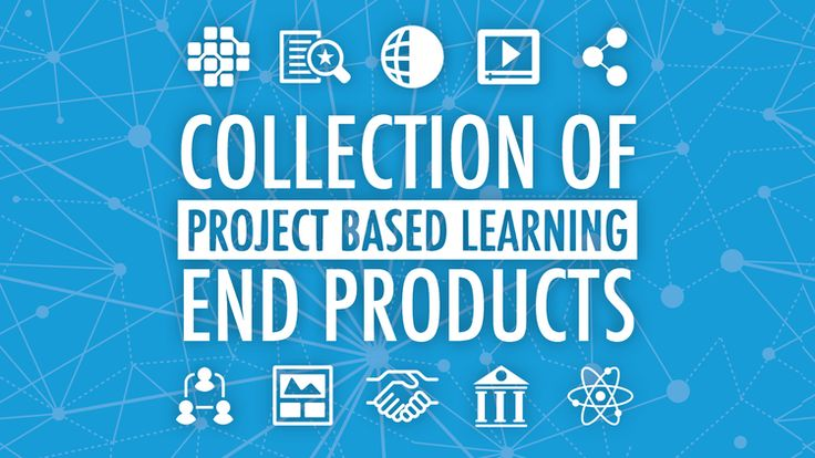 See sample end products shared by teachers and students from all grade levels. A driving question guides each of these projects.