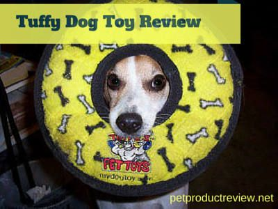 Dog Product Review: Tuffy Dog Toy  The Tuffy dog toy is the toy I would have liked to have invented to stand up to some tough terrier play.