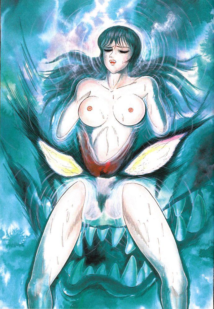 Devilman Lady by Go Nagai