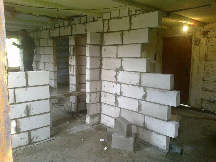 Mury pną się do góry !  Dziękujemy za wpłaty które pomogły w zakupie materiałów budowlanych!!!
