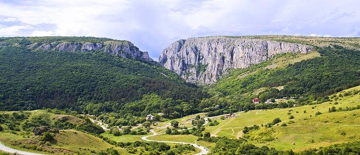 Cheile Turzii - 1000 Locuri de vizitat in Romania