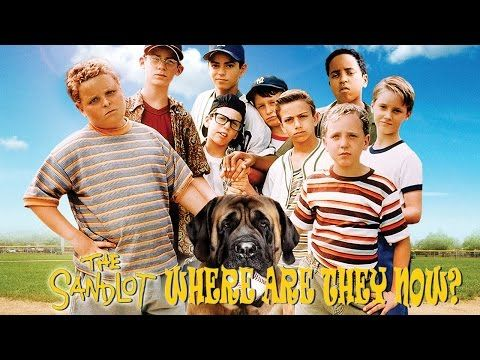The Sandlot Cast: Where Are They Now? - YouTube