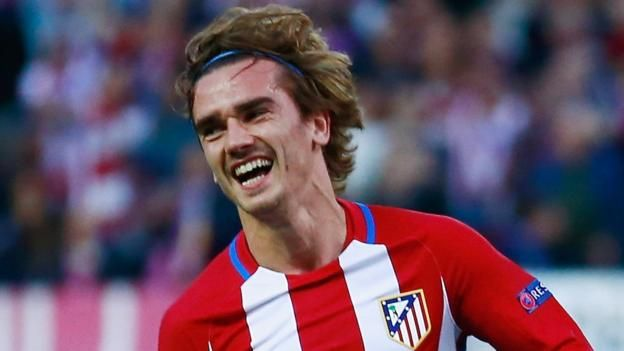 """Antoine Griezmann joined Atletico Madrid from fellow Spanish side Real Sociedad in 2014 Antoine Griezmann says he will stay at Atletico Madrid next season as it would be a """"dirty move"""" to leave the club after their transfer ban was upheld. The 26-year-old forward had been linked..."""