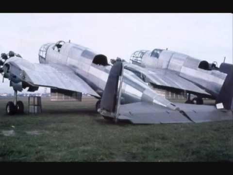 ŁOŚ-BOMBOWIEC PZL.37-