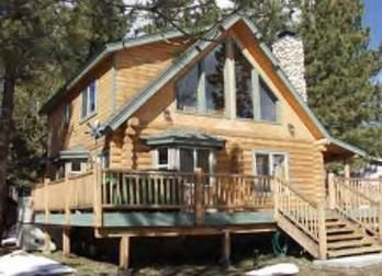 Lake Tahoe Cabins come in many different  shapes and sizes. Click to choose from lakefront cabins, lakeview cabins, ski cabins, and much more.
