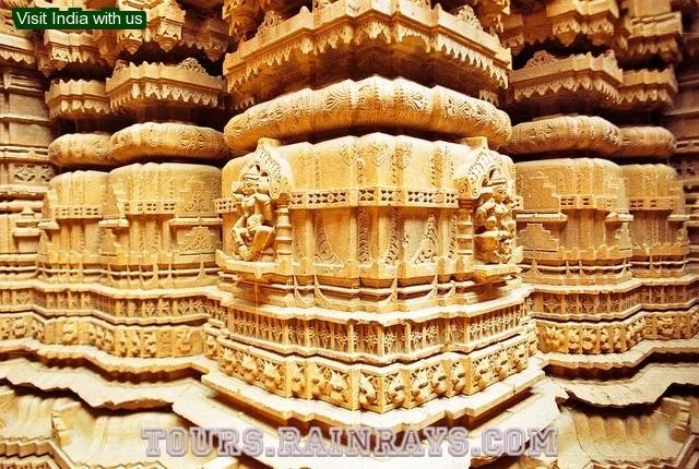 Mount Abu Travel and Tour Deal : Dilwara Temple Mount abu Rajasthan