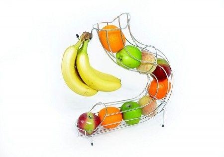 Exotic Fruit Rack, Modern Kitchen Fruit Rack - Opulentitems.com