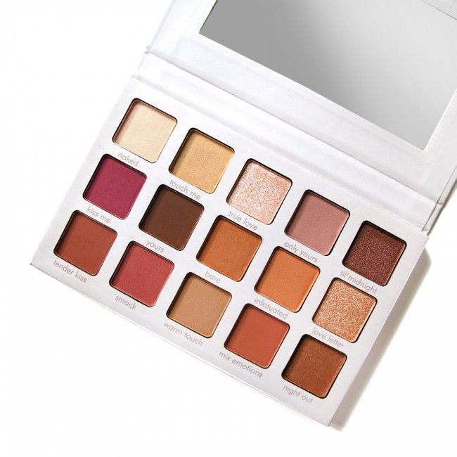 Beauty Creations Irresistible Eyeshadow Palette Beauty Creations