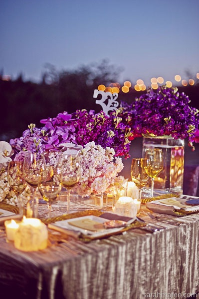17 Best Images About Gold And Purple Decor On Pinterest