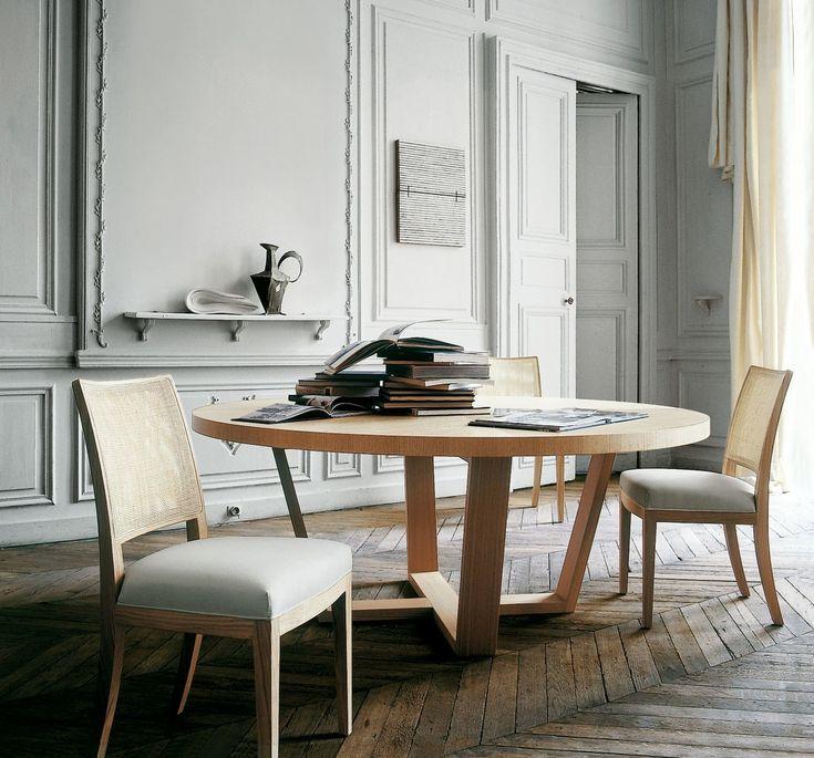 B Italia Maxalto XILOS Table Brushed Light
