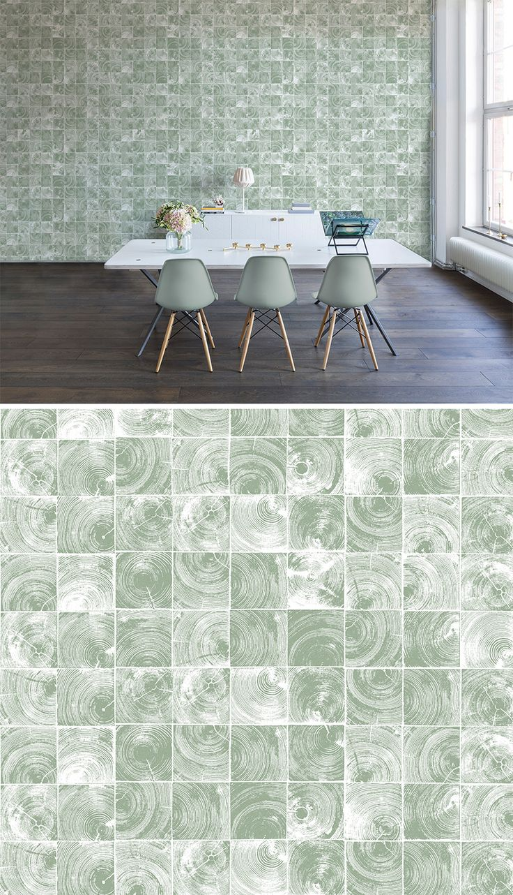 66 best curious wallpaper collection images on pinterest photo age rings green eames chairswood ringsphoto wallswall mural