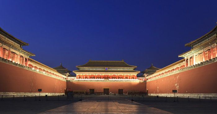 Ο αληθινός κόσμος της Disney / Meridian Gate, Πεκίνο (Μουλάν, 1998)