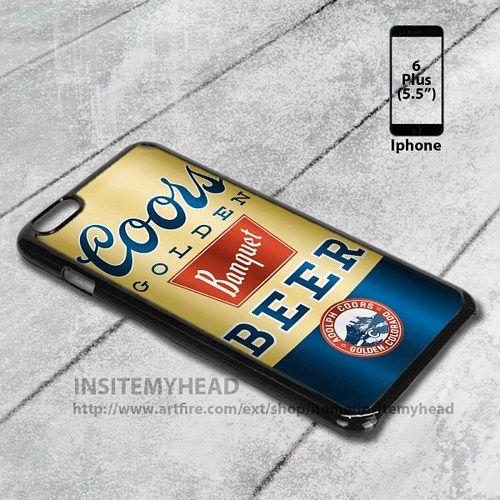 Iphone 6 Plus Case Adolf Coors Beer Liquor Design