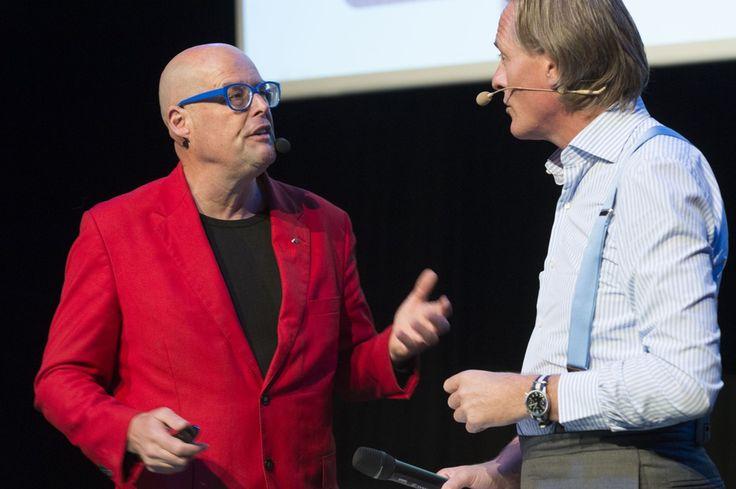 NVM Congres Utrecht 16 oktober 2014, Trendwatcher en internetgoeroe Vincent Evers