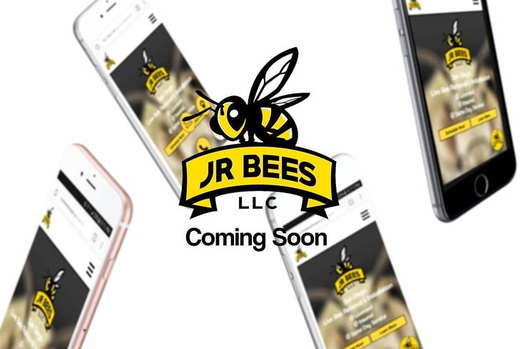 Redesign for a local bee removal company! #webdev #webdesign #webdesigner #webdeveloper #webdevelopment #uidesign #uxdesign #php #html #css #jquery #javascript #mysql #coffee
