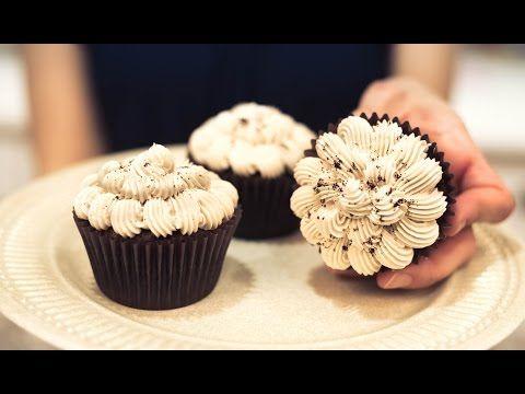 Mokka Cupcakes - Rezept und Anleitung - YouTube