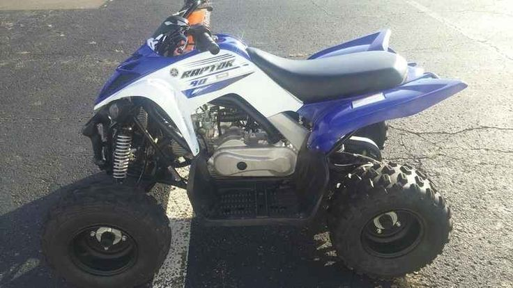 Used 2016 Yamaha Raptor 90 ATVs For Sale in Michigan. 2016 Yamaha Raptor 90, 2016 Yamaha Raptor 90 COOLEST NEW KID ON THE BLOCK Electric start, reverse and aggressive Raptor styling are sure to attract the attention of budding sport ATVers 10 years and older. Features May Include: Compact, Sporty and Confidence-Inspiring 90cc Engine The Raptor® 90 is built to bring maximum fun to the youth ATV class for riders 10 and up, with a low-maintenance 90cc engine tuned to develop excellent…