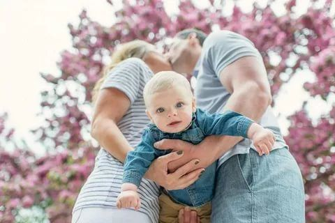 семейная фотосессия с малышом на природе: 10 тыс изображений найдено в Яндекс.Картинках