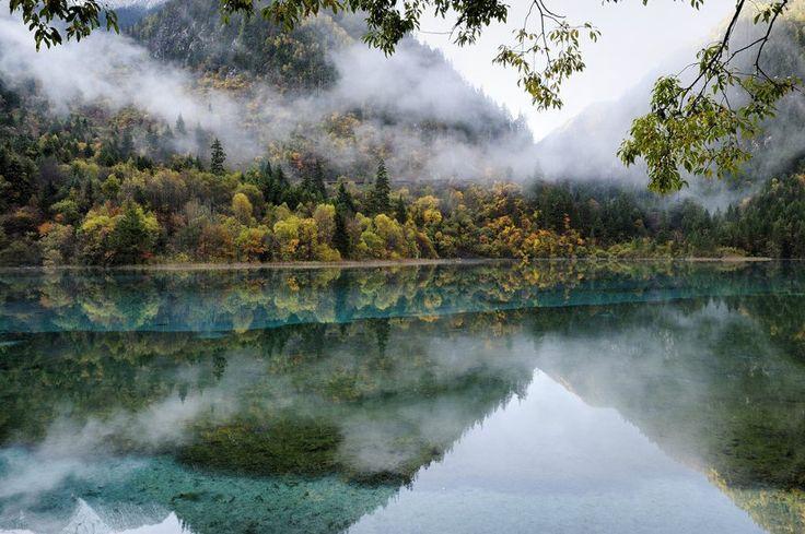 Jui Zai Gou National Park ~ Hidden World Wonders