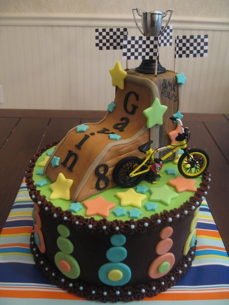 25 Best Images About Bicycle Cakes On Pinterest Bikes