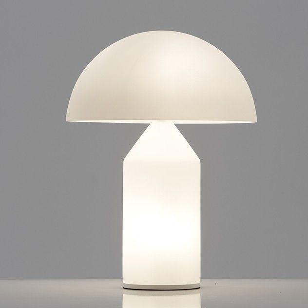 Atollo llum, model 235 - Vico Magistretti (1977)