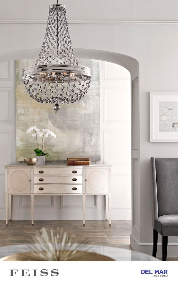 Make a declarative and sparkling statement with the feiss malia chandelier a contemporary interpretation of