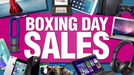 TechRadar Deals: The best Boxing Day Sales 2015: the best deals on tech and games -  Boxing Day Sales  Loading Boxing Day Sales quick links…  It's Boxing Day! The sales have begun and it's time to start deal hunting. Allow us to walk you through the best Boxing Day Sales deals from all of the UK stores. John Lewis launched its clearance sale at 5pm on... http://www.technologynews.tvseriesfullepisodes.com/techradar-deals-the-best-boxing-day-sales-2015-the-bes