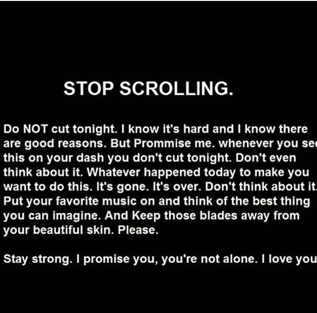 I know it doesn't pertain to the topic but you must read this please!