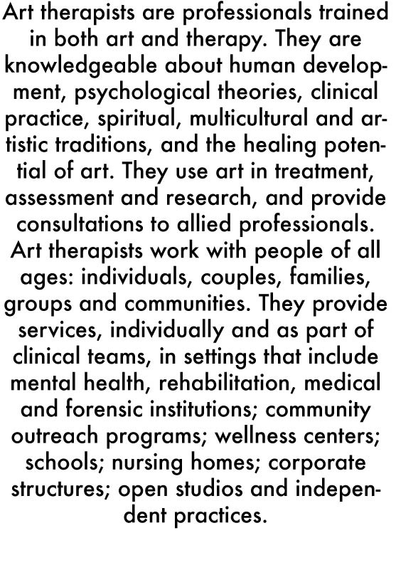 Art Therapy most useful college major